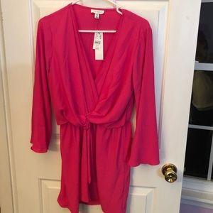 Topshop Dress - Hot Pink - 6